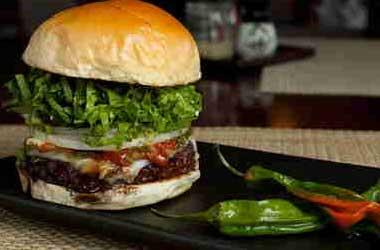 Spicy Miso Burger, Bachi Burger