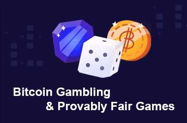 Bitcoin Gambling & Provably Fair Games