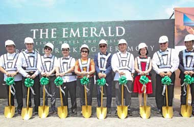 New Casino In Philippine's Cebu Province Has Groundbreaking Ceremony