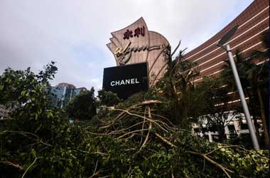 Macau's Casinos Donate To Typhoon Relief & Help City Cleanup