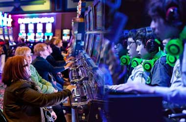 Casinos That Provide eSports Expected To Attract Millennials