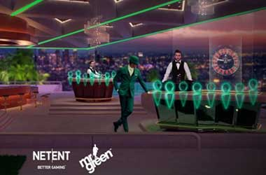Mr Green and NetEnt Collaborate to Create 3D Live Casino Experience