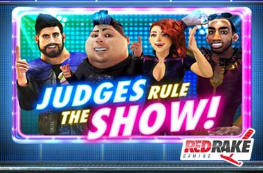 'Judges Rule The Show' Video Slot Launched By Red Rake Gaming