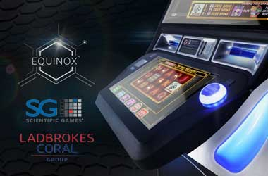 SG Gaming and Ladbrokes Coral Sign 7 Year Gaming Supply Deal