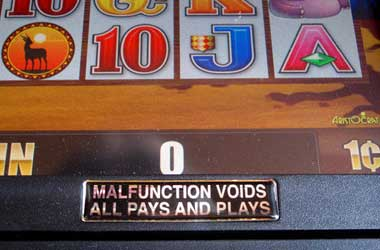 Gambling Operators Usually Bail Out When Players Win Due To A 'Palp'
