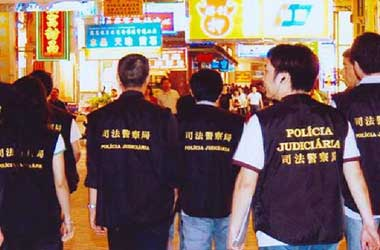 Macau Police Close Over 200 Pirated Casino Websites