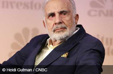 Billionaire Carl Icahn Butts Heads With Caesars Board On Casino Sale