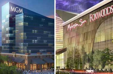 Proposed Bridgeport and East Windsor Casinos