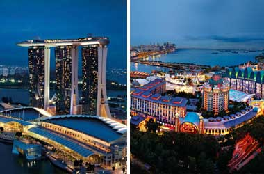 Marina Bay Sands & Resorts World Sentosa