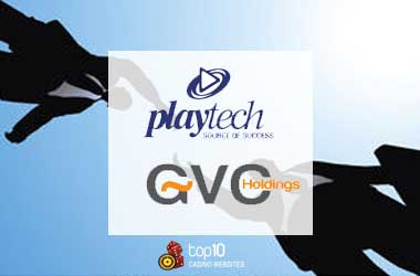 Playtech and  GVC Holdings