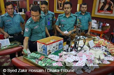 Law Enforcement Agencies In Bangladesh Intensify War On Gambling