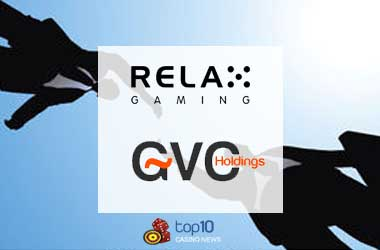 Relax Gaming Partners with GVC Holdings In New Content Supply Deal