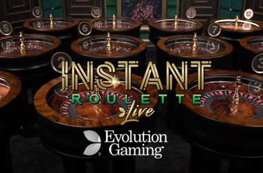 Evolution Gaming Releases New Multi-Wheel Instant Roulette Live Game