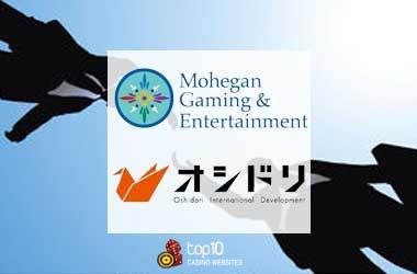 Mohegan Gaming Partners With Oshidori To Pursue Nagasaki Casino License