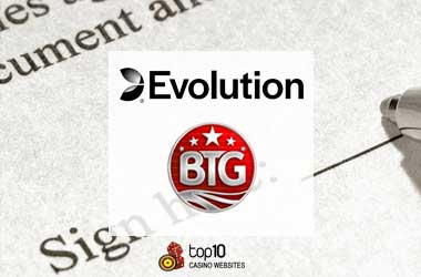 Big Time Gaming To Be Acquired By Evolution For €450 Million