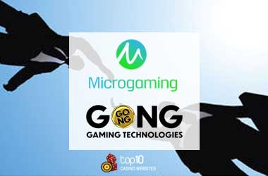 Microgaming Adds GONG Gaming Technologies To Its List Of Studio Partners