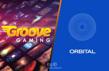GrooveGaming Partners with Orbital Gaming to Offer Blockchain Casino Games