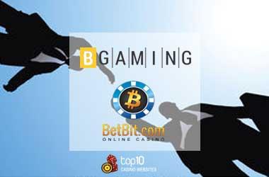 BGaming Broadens its Crypto presence with BetBit Partnership