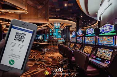 COVID-19 Pass for Casinos