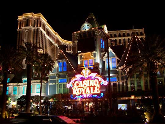 casino royale vegas