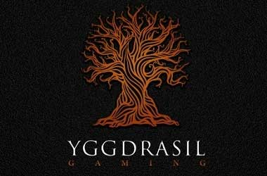 Casino Room signs content deal with Yggdrasil Gaming
