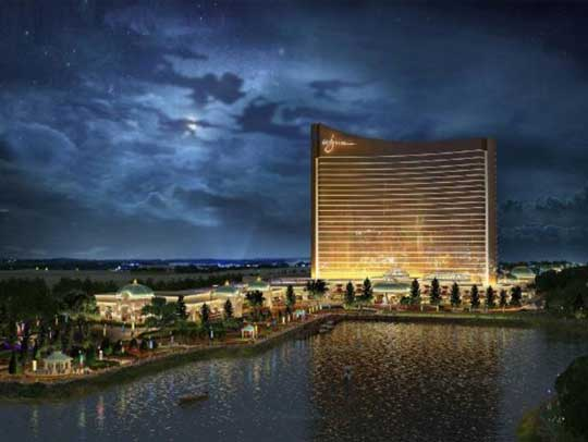 Wynn Resorts Renames Everett Casino Project