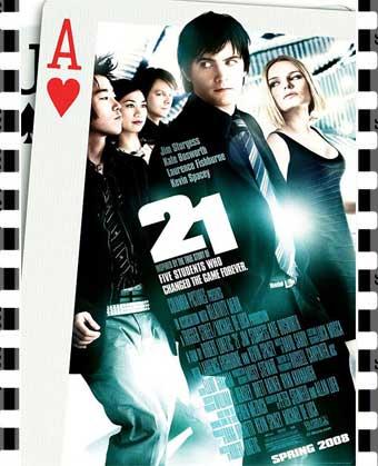 21 Film Poster