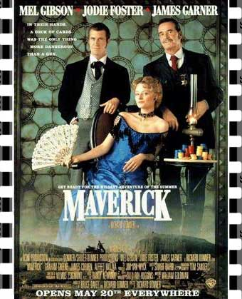 Maverick Film Poster
