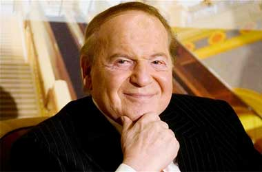 Las Vegas Sands CEO Sheldon Adelson Battling Cancer
