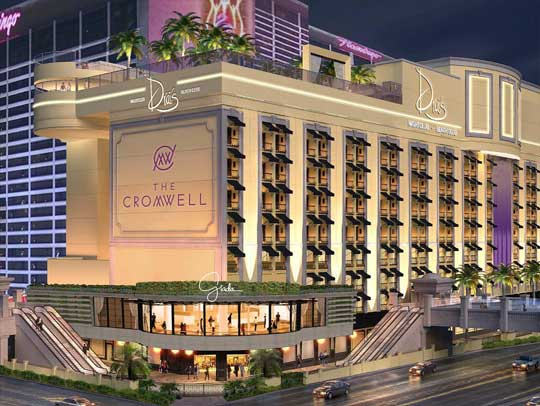 The Cromwell Las Vegas Boutique Hotel