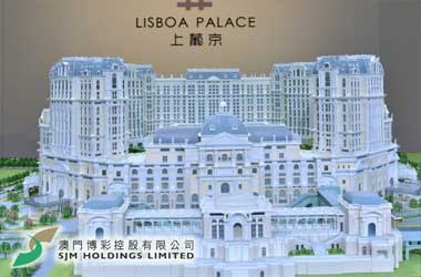 SJM Holdings' Project In Cotai To Be Called Grand Lisboa Palace