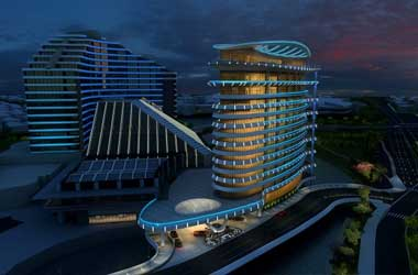 The Star To Build New Hotel Tower At Jupiters Casino Location