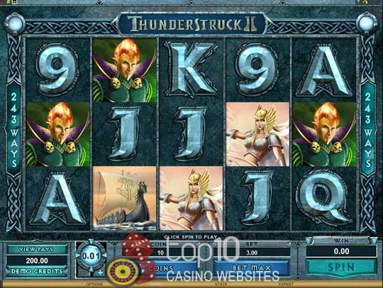 Top 10 Paying Slot Games