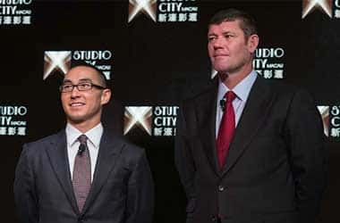 Melco Crown Entertainment: Lawrence Ho & James Packer