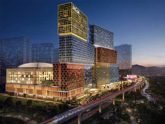 MGM China Reports Delay In Cotai Resort Launch