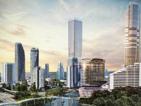 Proposed Redevelopment of Jupiters Casino Gold Coast