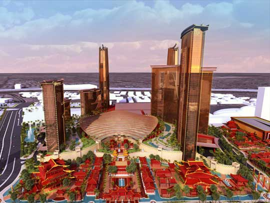 Nevada Gaming Commission Gives Regulatory Approval To Resorts World Las Vegas
