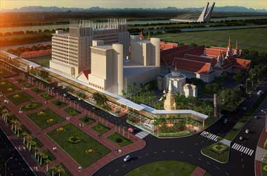 NagaCorp's New Shopping Complex To Open In Cambodia
