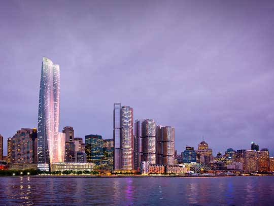 Crown's Barangaroo Project Faces Legal Challenge