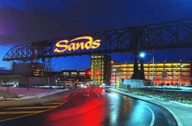 Pennsylvania's Sands Bethlehem Casino Sees Record Revenues In July
