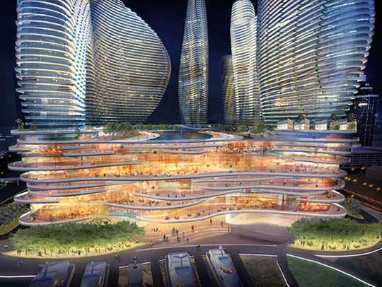 Proposed Resorts World Miami