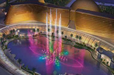 Philippine Casino Okada Manila Opens For Preview