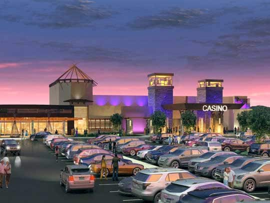 Proposed Spokane Tribe Economic Project Casino