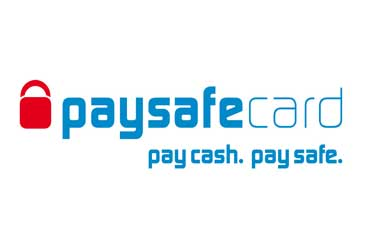 Deposit using paysafecard
