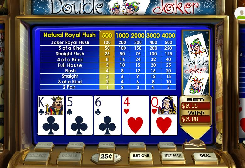 Double Joker Video Slot