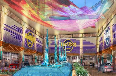 Hard Rock's Atlantic City Property Will Open To The Public In May 2018