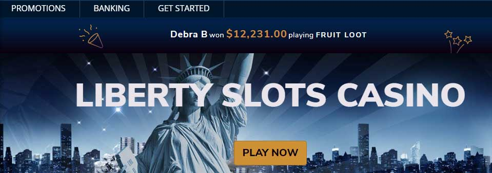 Liberty Slots Casino Latest Winners