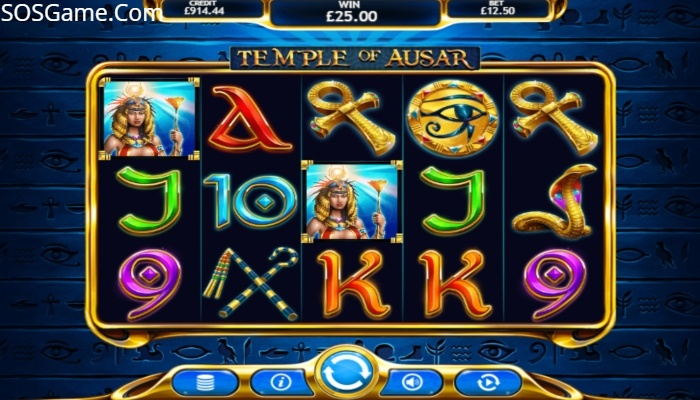 Spiele Temple Of Ausar - Video Slots Online